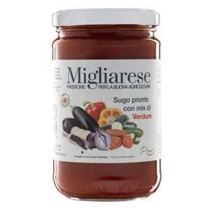 Sugo Pronto con mix di Verdure