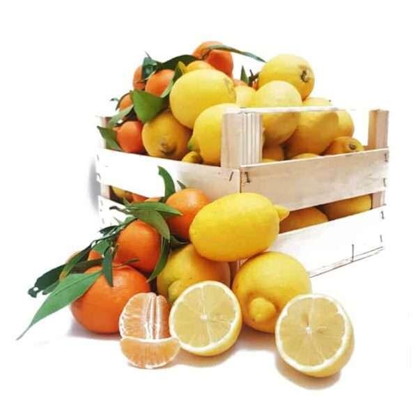 box misto Limoni e mandarini