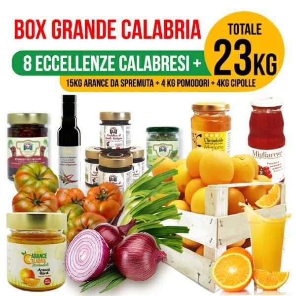 Box Grande Calabria